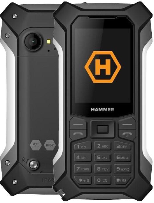 myPhone Hammer Patriot, Silver