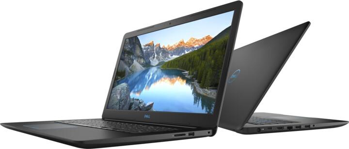 Dell G3 17 Gaming (3779), černá