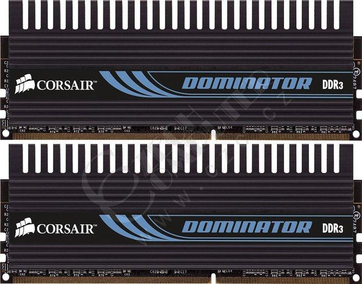 Corsair Dominator 4GB (2x2GB) DDR3 1600 (CMD4GX3M2A1600C8)