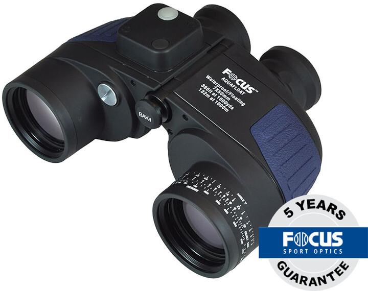Focus Aquafloat 7x50 Compass, lodní