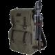 "Rollei Vintage Camera backpack/batoh na zrcadlovku a 13"" NTB, zelená"