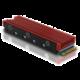 AXAGON CLR-M2, hliníkový pasivní chladič pro M.2 2280 SSD