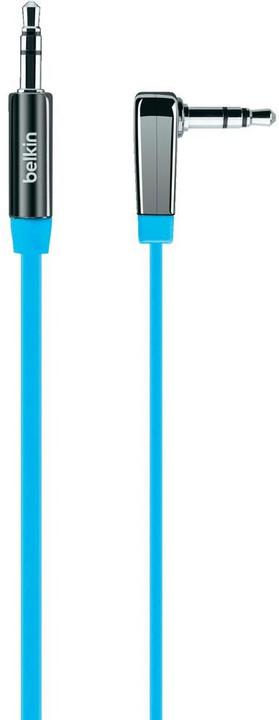 Belkin audio Jack 3,5mm M/M, 0.9m modrá