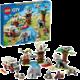 LEGO® City 60307 Záchranářský kemp v divočině