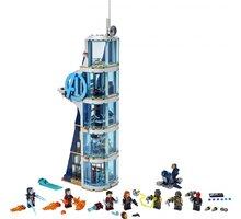 LEGO Marvel Super Heroes 76166 Boj ve věži Avengerů