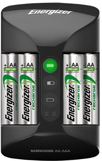 Energizer nabíječka Pro Charger + 4AA Power Plus 2000mAh