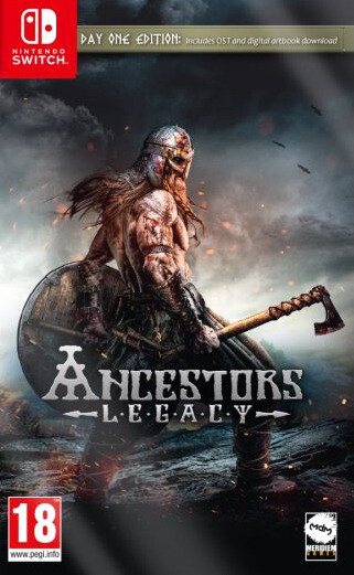 Ancestors Legacy - Day One Edition (SWITCH)