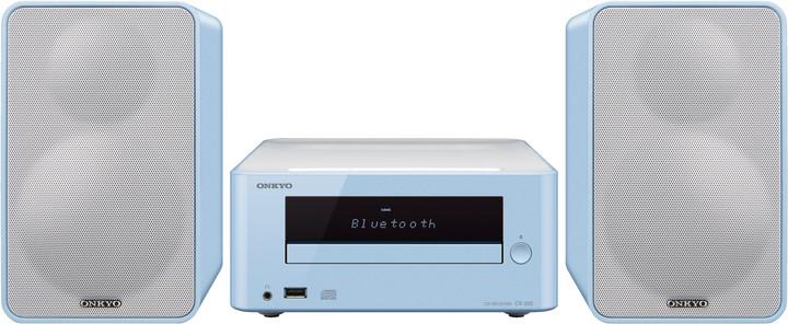 Onkyo CS-265, světle modrá