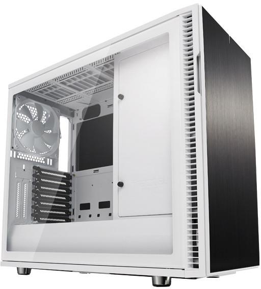 Fractal Design Define R6, okno, white