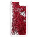 GUESS Liquid Glitter zadní kryt pro iPhone 7/8, Rapsberry