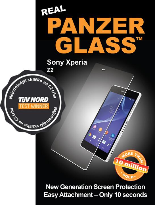 PanzerGlass ochranné sklo na displej pro Sony Xperia Z2