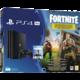 PlayStation 4 Pro, 1TB, černá + Fortnite  + Hra Gran Turismo Sport (v ceně 1700 Kč) + Voucher až na 3 měsíce HBO GO jako dárek (max 1 ks na objednávku)