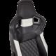 Corsair T1 RACE, černá/bílá