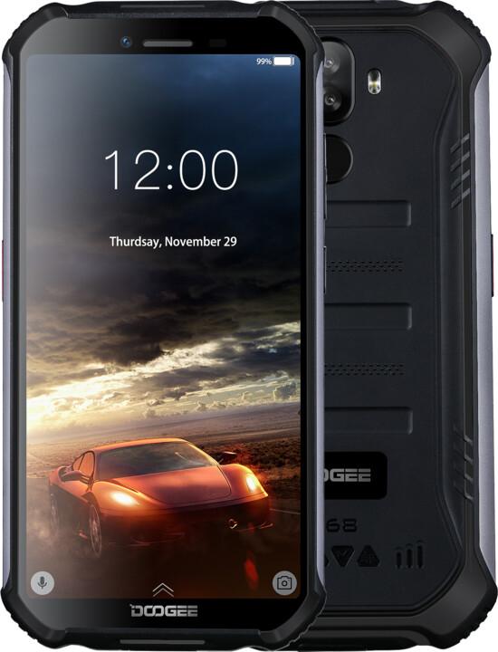 DOOGEE S40, 3GB/32GB, Black