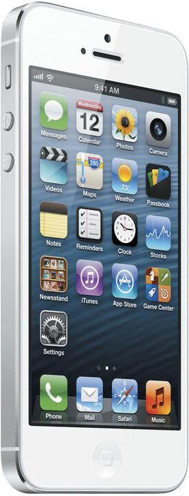 Apple iPhone 5 - 16GB, bílý
