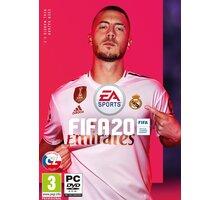 FIFA 20 (PC) Elektronické předplatné deníku Sport a časopisu Computer na půl roku v hodnotě 2173 Kč + O2 TV Sport Pack na 3 měsíce (max. 1x na objednávku)