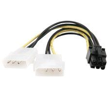 Gembird CABLEXPERT rozdvojka nap 5,25 na PCI Express - CC-PSU-6