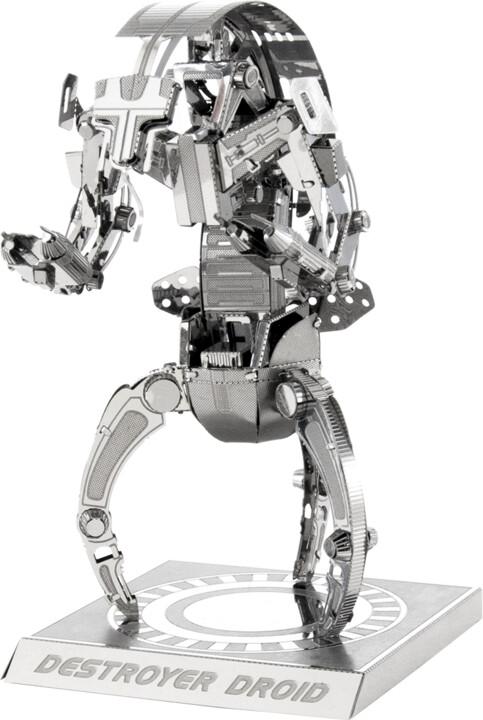 Metal Earth Star Wars - kovový model Destroyer droid