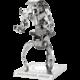 Stavebnice Metal Earth Star Wars - Destroyer droid, kovová