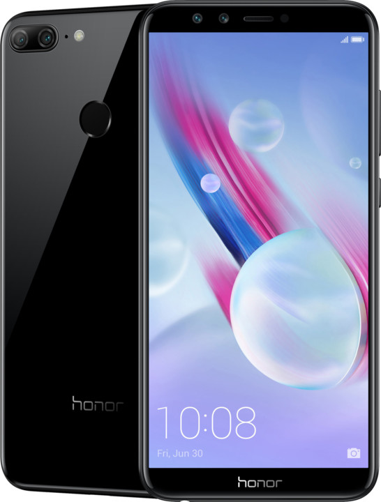 Honor 9 Lite, Midnight Black