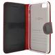FIXED FIT pouzdro typu kniha pro Apple iPhone 5/5S/SE, černé