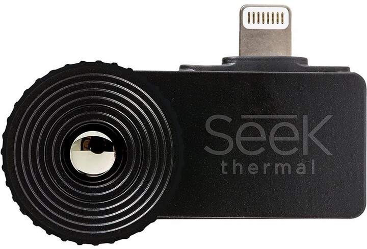 Seek Thermal CompactXR LT-EAA, černá