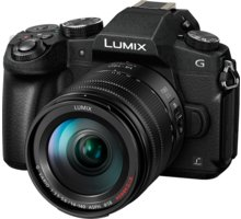 Panasonic Lumix DMC-G80 + 14-140 mm - DMC-G80HEG-K