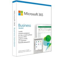 Microsoft 365 Business Standard 1 rok - KLQ-00458