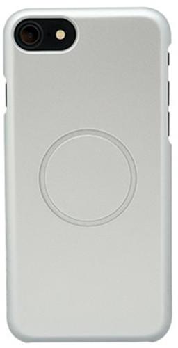 MagCover magnetický obal pro iPhone 6/6s/7/8 stříbrný