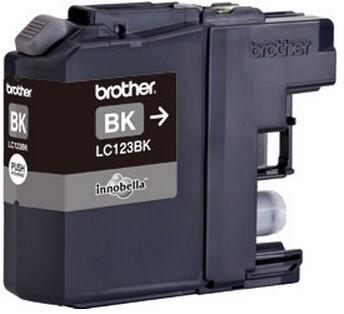 Brother LC-121BK, černá