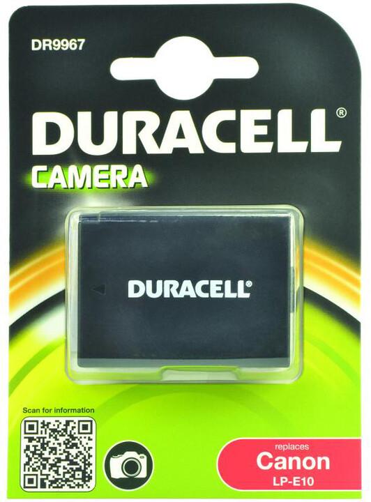Duracell baterie alternativní pro Canon LP-E10