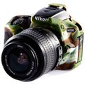 Easy Cover silikonový obal Reflex Silic pro Nikon D5500 Camouflage
