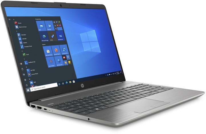 HP 255 G8, stříbrná