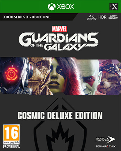 Marvel's Guardians of the Galaxy - Cosmic Deluxe Edition (Xbox)