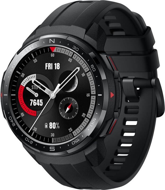 Honor Watch GS Pro, Meteorite Black