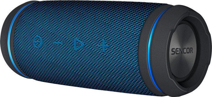 Sencor SSS 6100N Sirius Mini, modrá