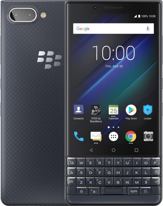 BlackBerry Key 2 LE, 4GB/32GB, modrá