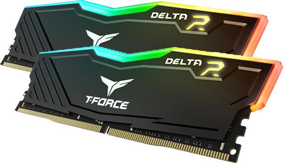 Team T-FORCE Delta RGB 32GB (2x16GB) DDR4 2666