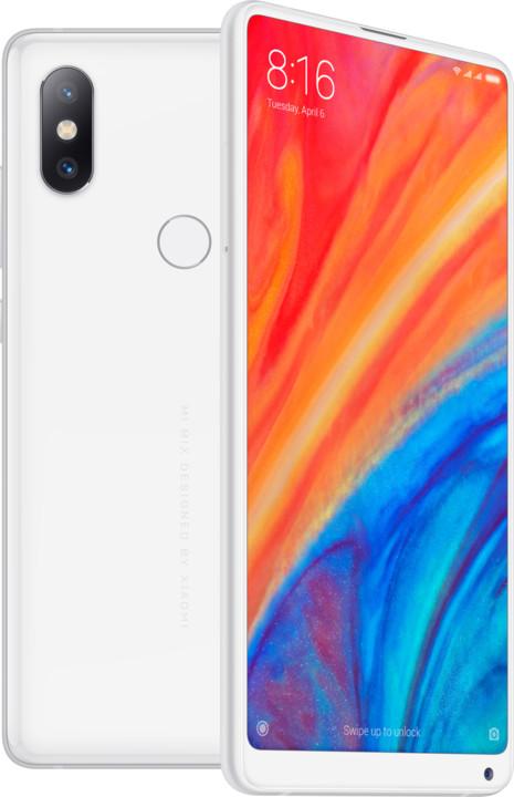 Xiaomi Mi MIX 2S 64GB, bílý