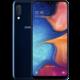 Samsung Galaxy A20e, 3GB/32GB, modrá  + Elektronické předplatné čtiva v hodnotě 4 800 Kč na půl roku zdarma + 100Kč slevový kód na LEGO (kombinovatelný, max. 1ks/objednávku)