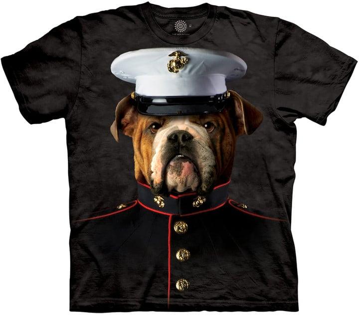 The Mountain Bulldog Marine (US M / EU L)
