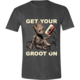 Tričko Guardians of the Galaxy Vol 2 - Get Your Groot On (M)