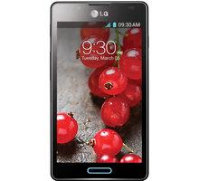 LG Optimus L7 II, titanová