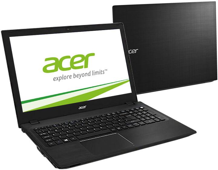 Acer Aspire F15 (F5-572G-56NQ), černá