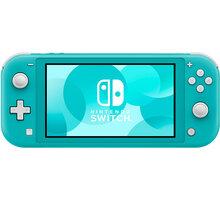 Nintendo Switch Lite, tyrkysová - NSH105