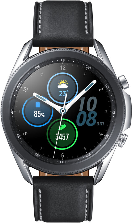 Samsung Galaxy Watch 3 45 mm, Mystic Silver