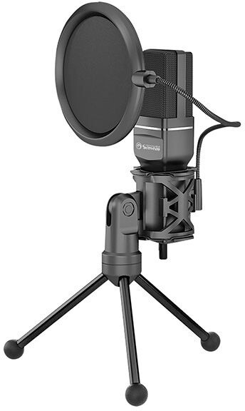 Marvo MIC-03, černá