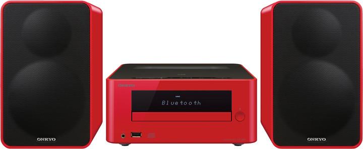 Onkyo CS-265, červená