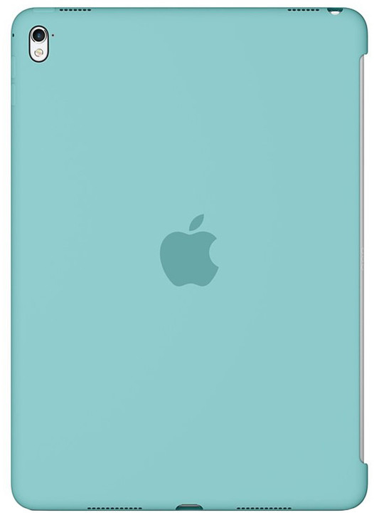 "Apple pouzdro Silicone Case for 9.7"" iPad Pro - Sea Blue"