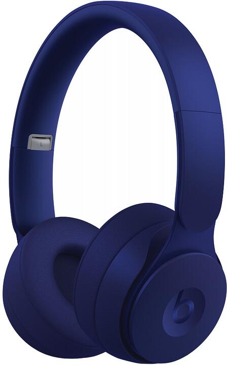 Beats Solo Pro - More Matte Collection, tmavě modrá